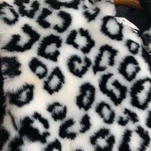 Nine West Jackets & Coats - Nine Weat Faux Fur Vest